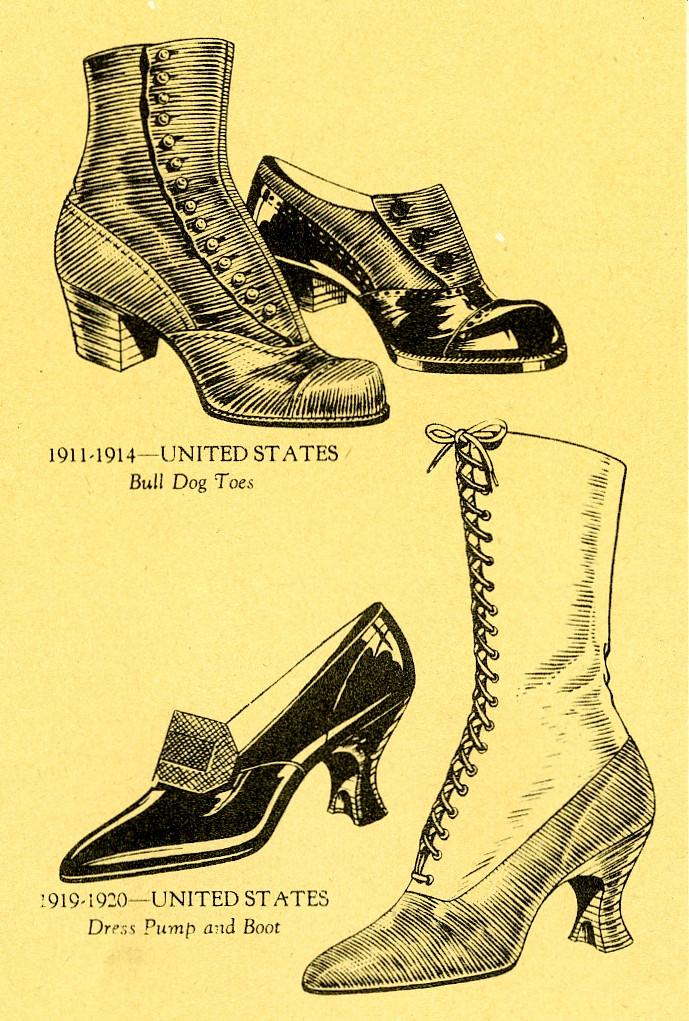 Shoes thru the ages page 4