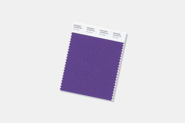 18-3838-Ultra-Violet Pantone Color of the Year 2018