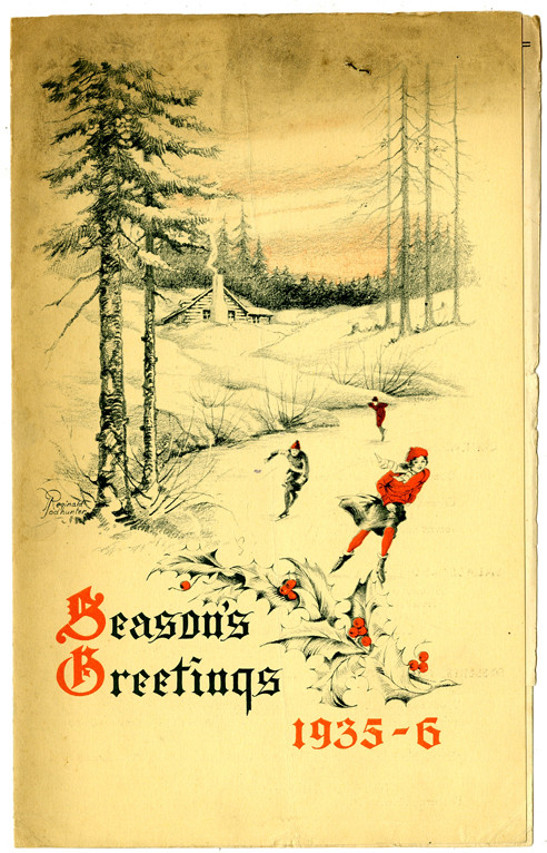 Childs Seasons Greetings