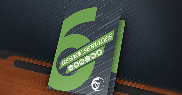 six design services template