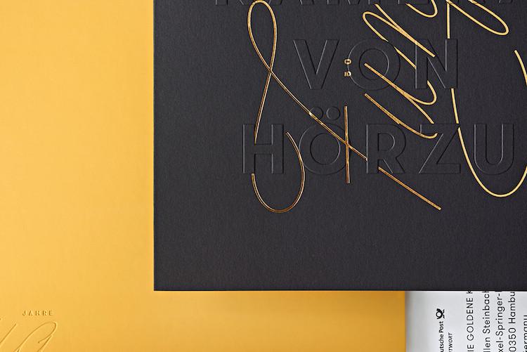 golden camera brand identity