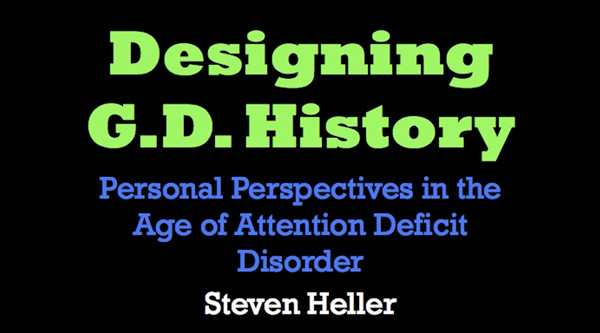 designing G.D. history
