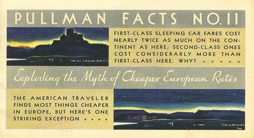 Pullman Facts No. 11