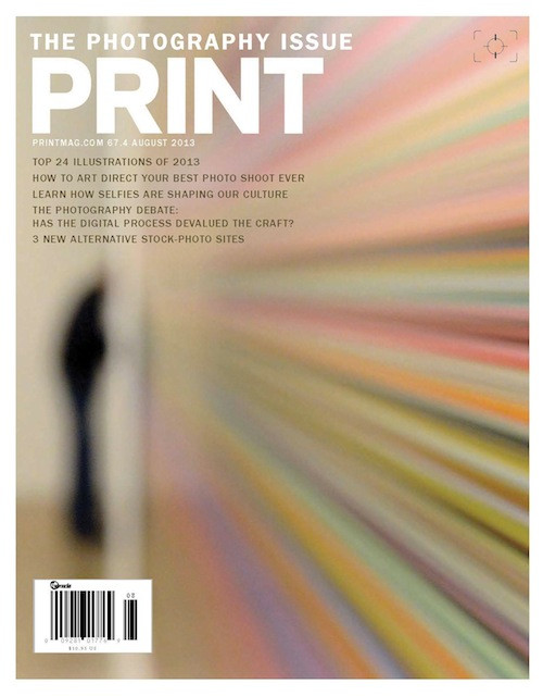 Print Magazine August 2013, Photography Issue