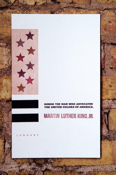 MLK Day Awareness Posters