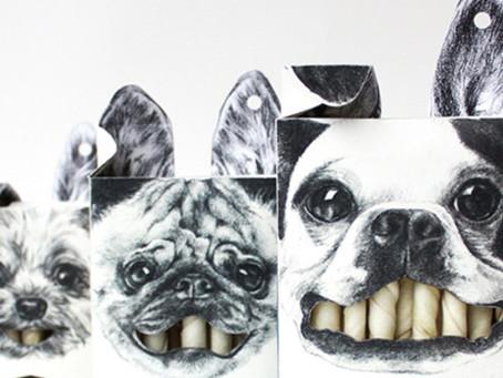 01/30/2014: Dog snack packaging