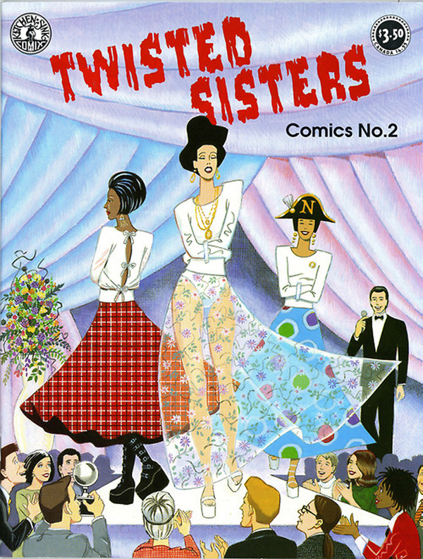 Twisted Sisters by Carol Lay, 1994