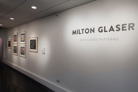 Exhibitions_MiltonGlaser_Spring2017-4