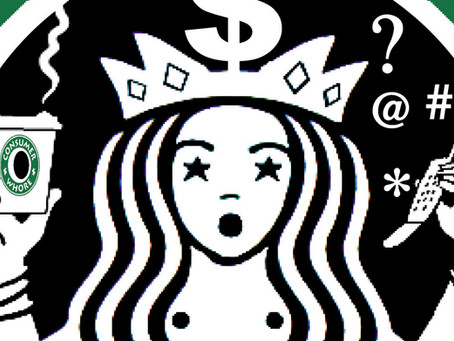 Starbucks Design: Starbung Wars and Consumer Whores
