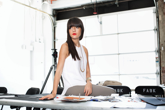 Jessica Walsh has made an impact on the design world.
