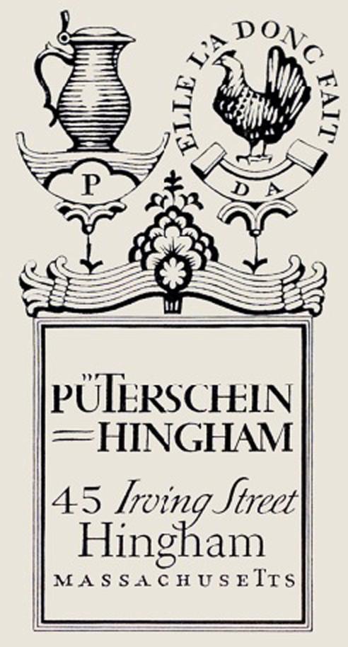 The Püterschein