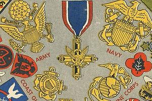 "Vintage Military Design: ""United States Service Symbols"""