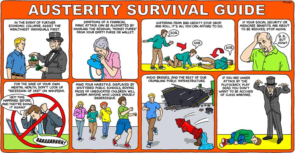 Austerity Survival Guide