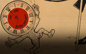 The Contentious Visual History of Daylight Savings Time