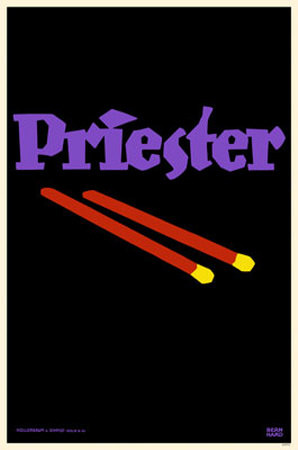 Priester Match poster