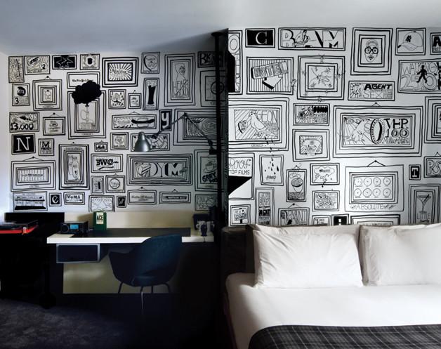 Timothy Goodman; new visual artists