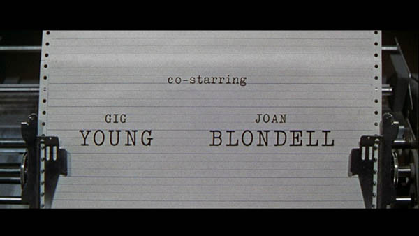 Gig young Joan Blondell co-starring