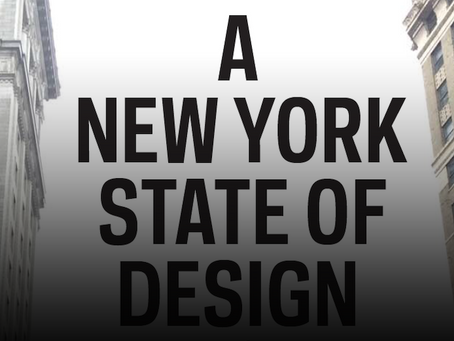 A New York State of Design: How NYC Became the Design Capital of the World