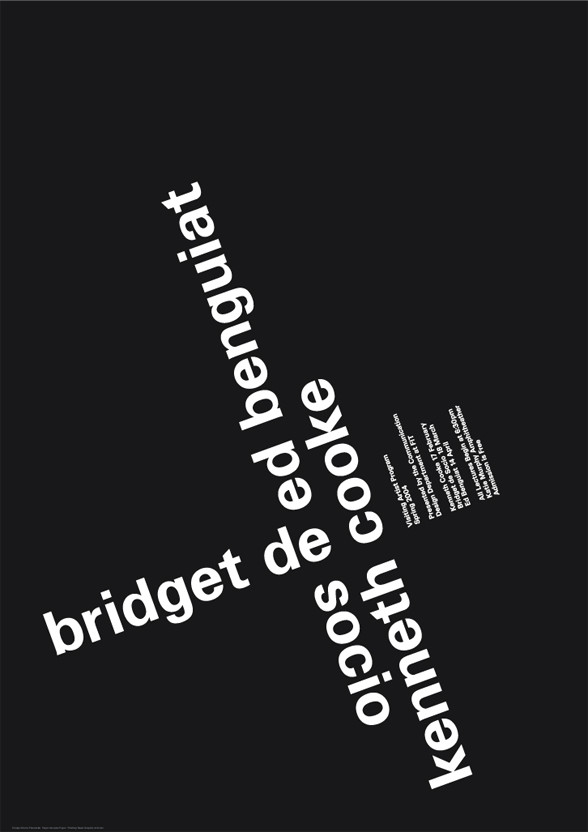 Poster Design by Rocco