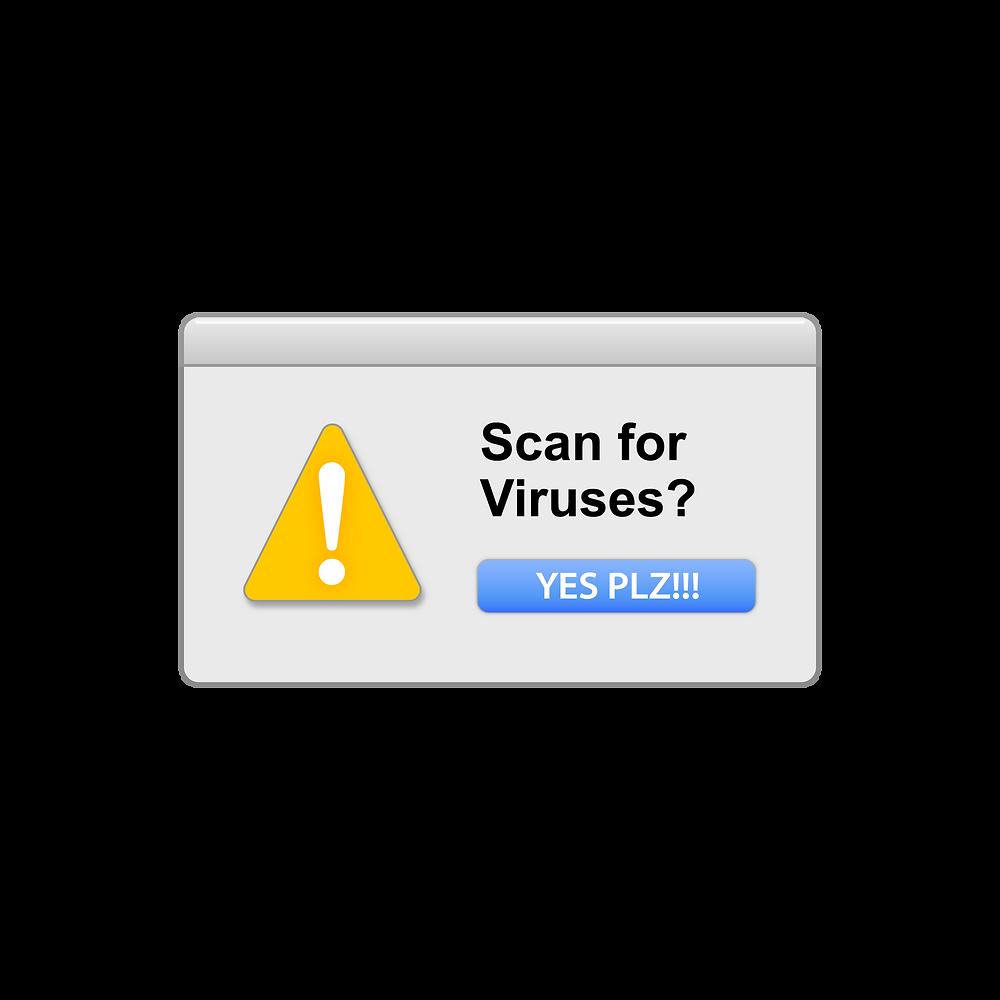 Scan for Viruses?