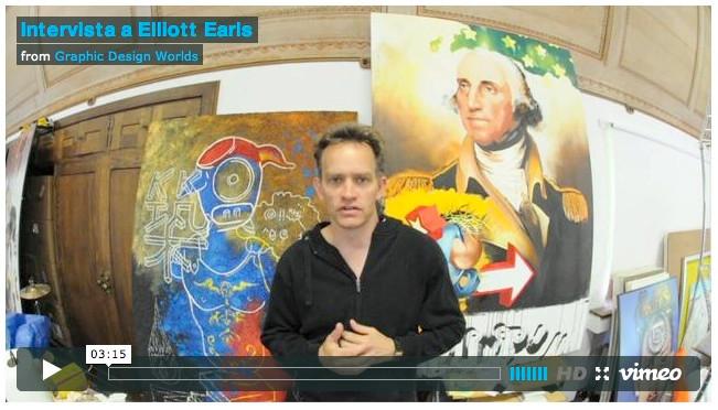Intervist a Elliott Earis