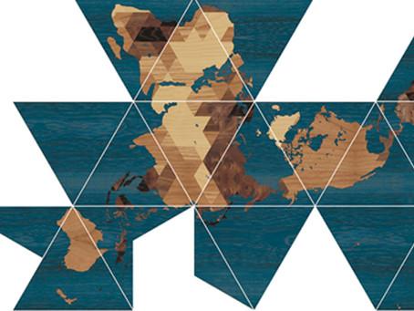 Image of the Day, 08.09.2013: Buckminster Fuller map