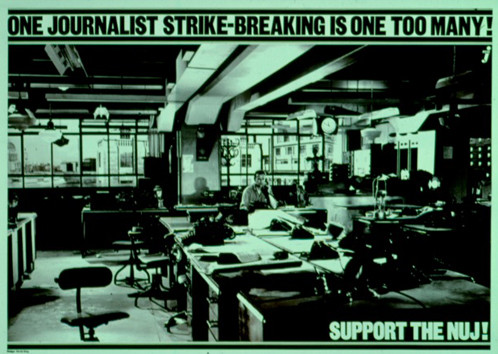 Support the NUJ post