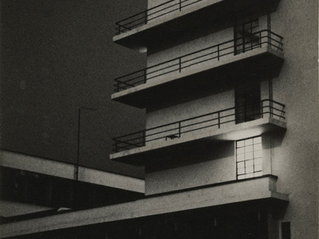 Newly Exposed: a Bauhaus Master's Dark, Private Photos