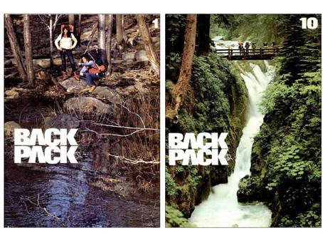 1970s Backpacker Magazines Online