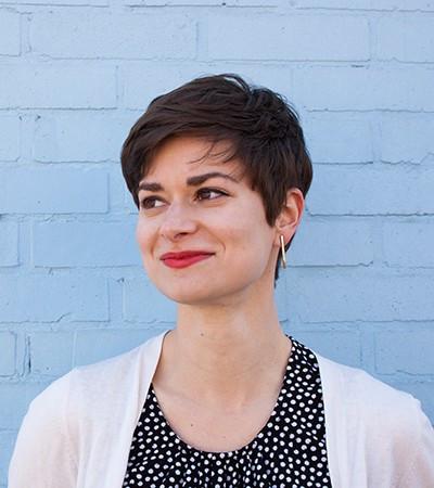 Designer of the Week Maggie Griffiths, minimal, clean graphic design