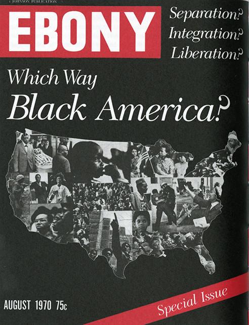 Ebony- Which way Black America?