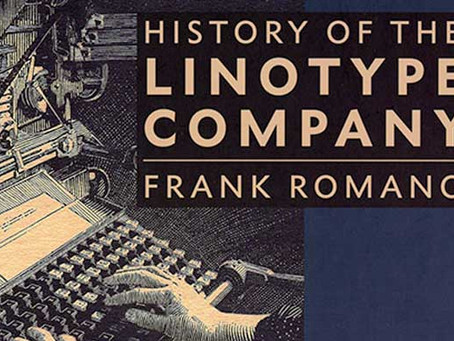 The Lion of Typesetting: Linotype