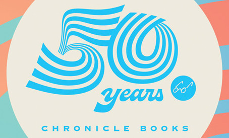 Chronicle at 50: 25 Book Covers