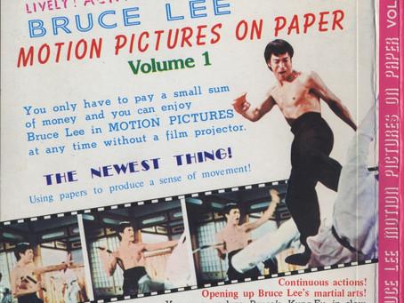 "From A Frisky Bruce Lee to Stephen Colbert's ""Tek Jansen"""