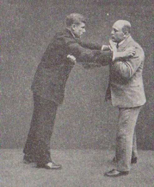 Maestro di Jiu Jitsu