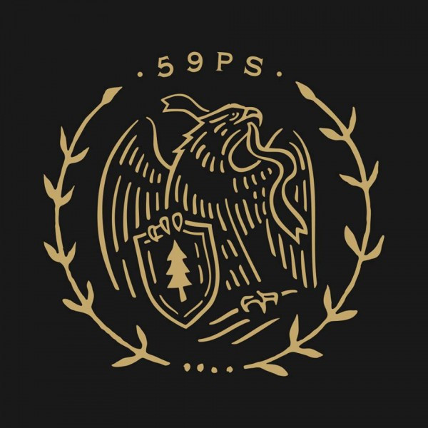 Fifty-Nine Parks Logo designed by Curtis Jinkins
