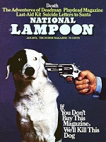 national lampoon 1973 magazine cover