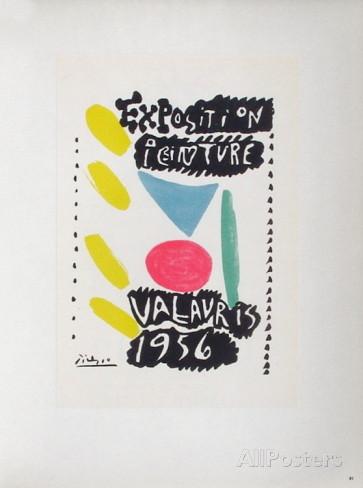 Vallauris Exhibition, 1956