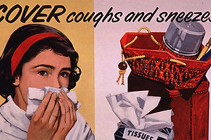 Vintage PSAs: Coughs and Sneezes (Have Always) Spread Diseases