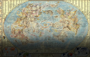 A Miscellany of Curious Maps: Martin Vargic's New Book