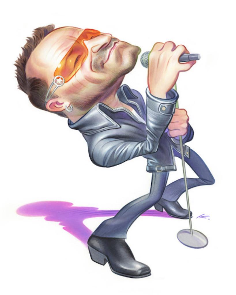Bono, 2012