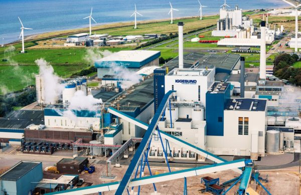 Iggesund's Workington Mill has just won a Rushlight Bioenergy Award.