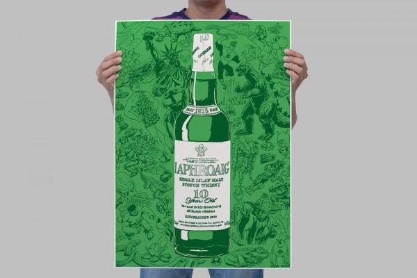 Beam Charitable Holiday Art Bazaar Poster