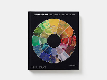 Chromaphilia: A Masterful Book About Color in Art Illuminates Graphic Design, Too