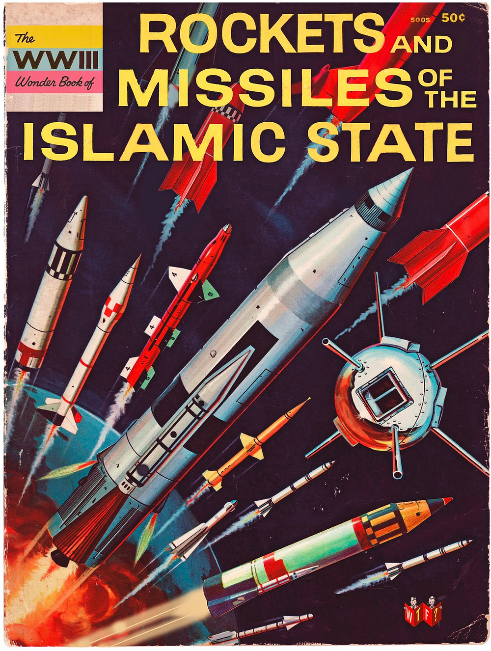 rockets and missiles of the islamic state