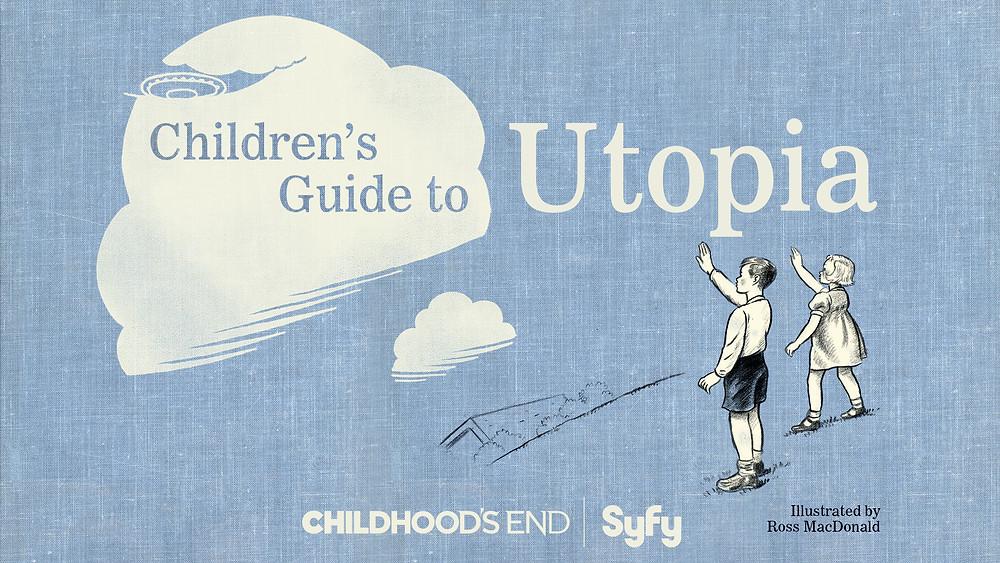 Children's Guide to Utopia cover