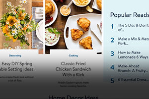 Strategic Implications from Walmart.com's Redesign