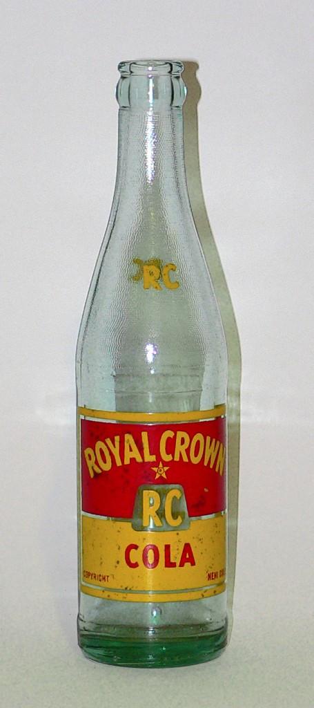 1940s Royal Crown Cola bottle