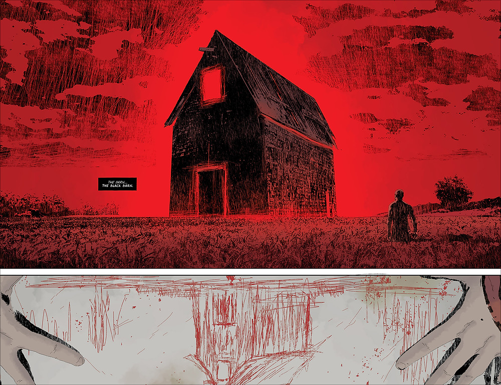 Image Comics are putting horror comics back on the map.