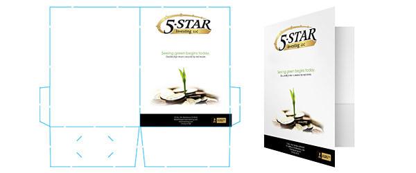 full-color-two-pocket-presentation-folder; folder designs
